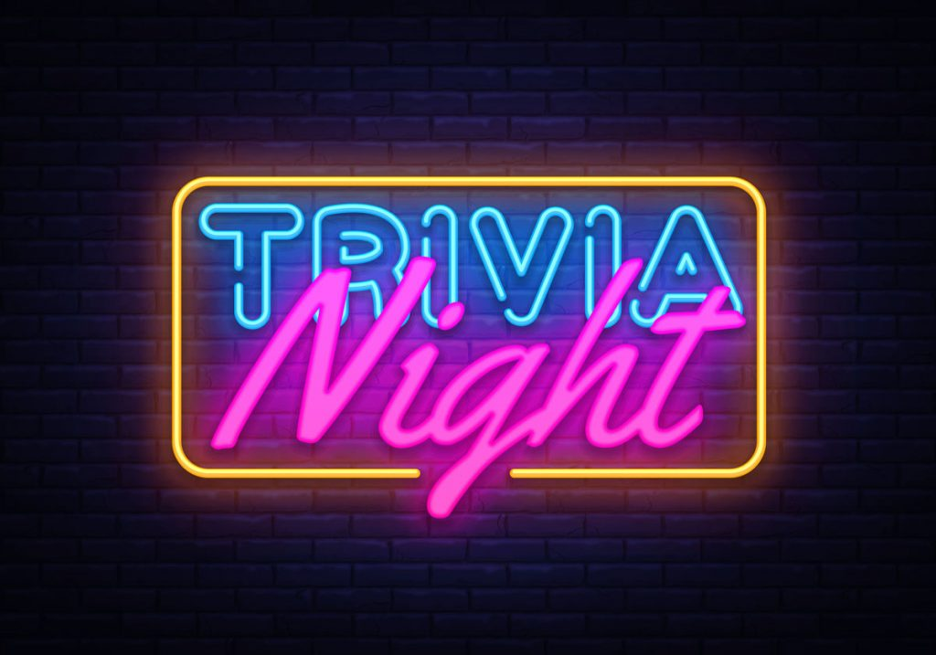 trivia night at bohicket's lounge