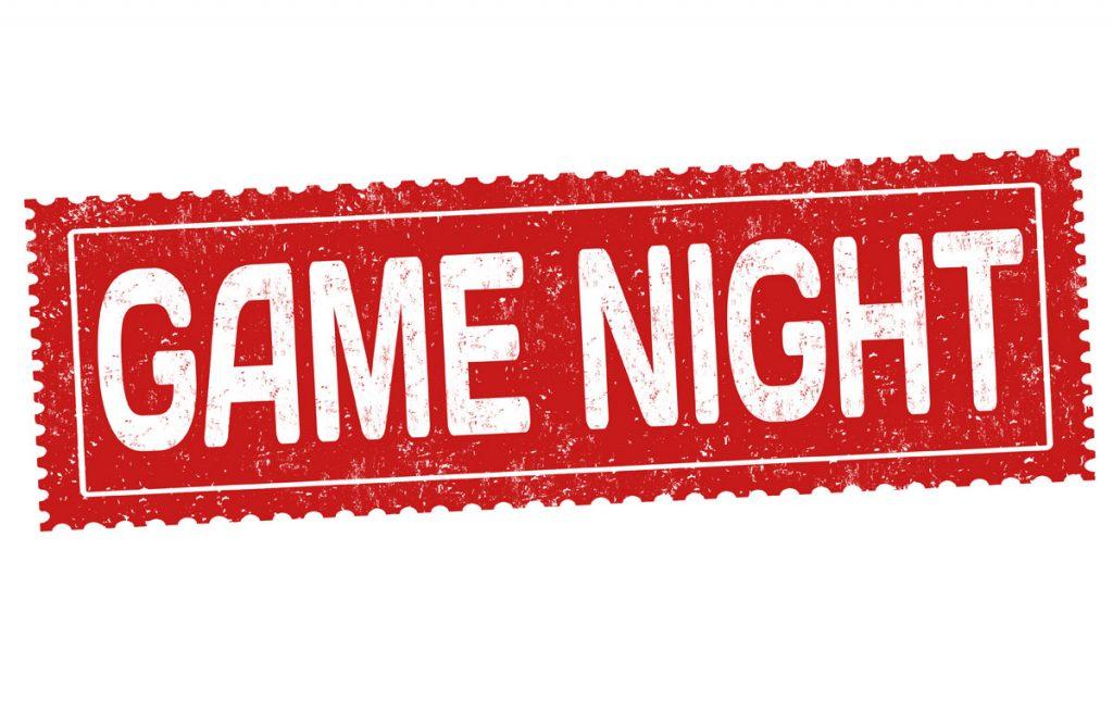 Seabrook Squabble Game Night