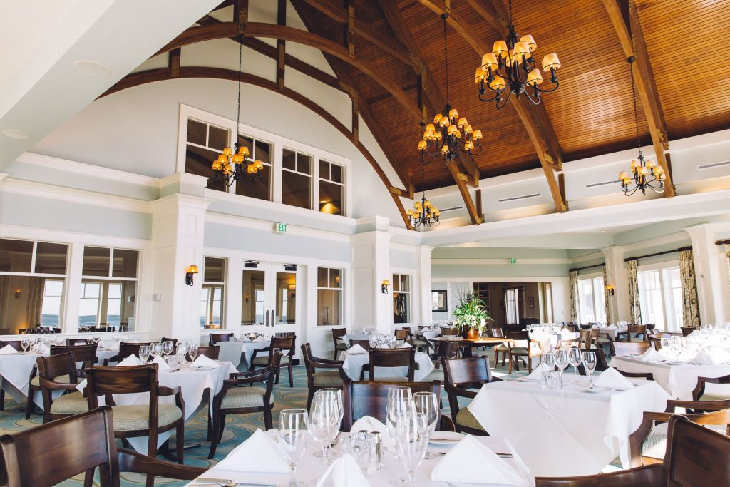 Seabrook Island Club Palmetto Room Dining