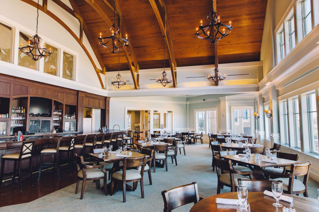 Seabrook Island Club Bohickets Lounge Dining