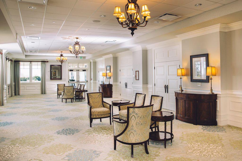 Seabrook Island Club Carolina Room Private Events