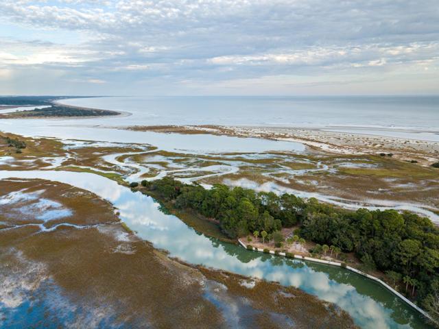 vacant land with Charleston Ocean views at Seabrook Island