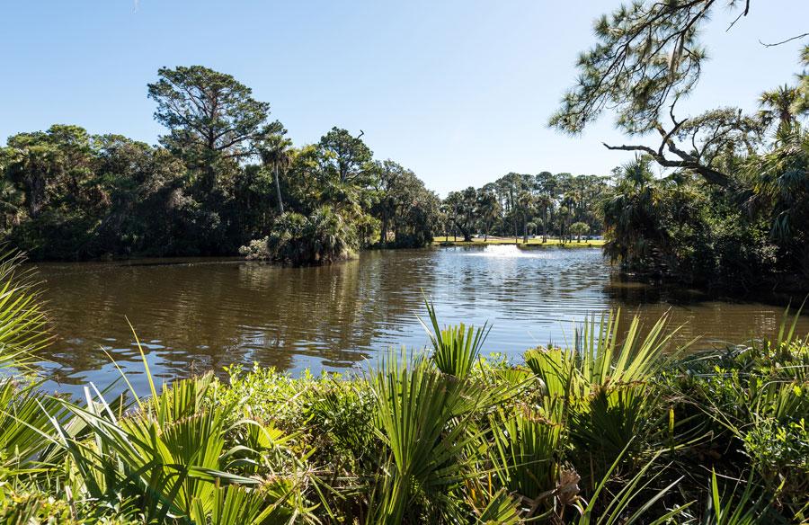 seabrook island pond