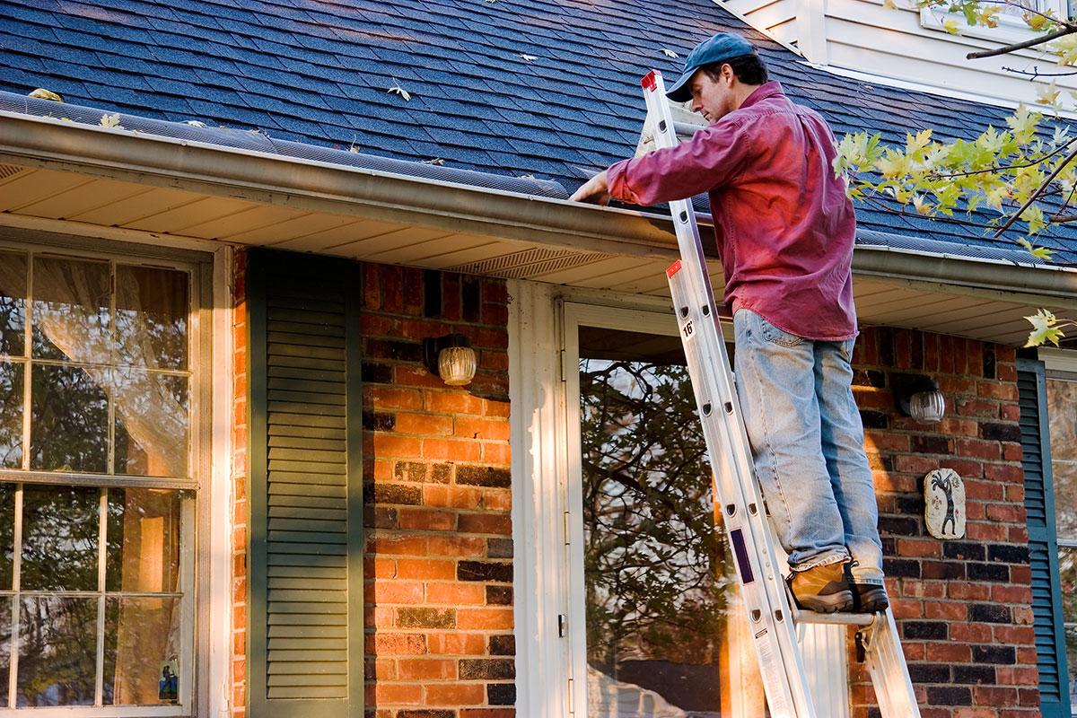 fall home maintenance on seabrook island