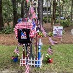 seabrook island fourth of july mailbox decorating contest winner