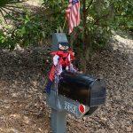 seabrook island fourth of july mailbox decorating 2