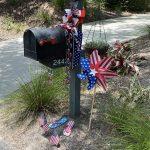 seabrook island fourth of july mailbox 3