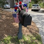 seabrook island fourth of july mailbox decorating 5