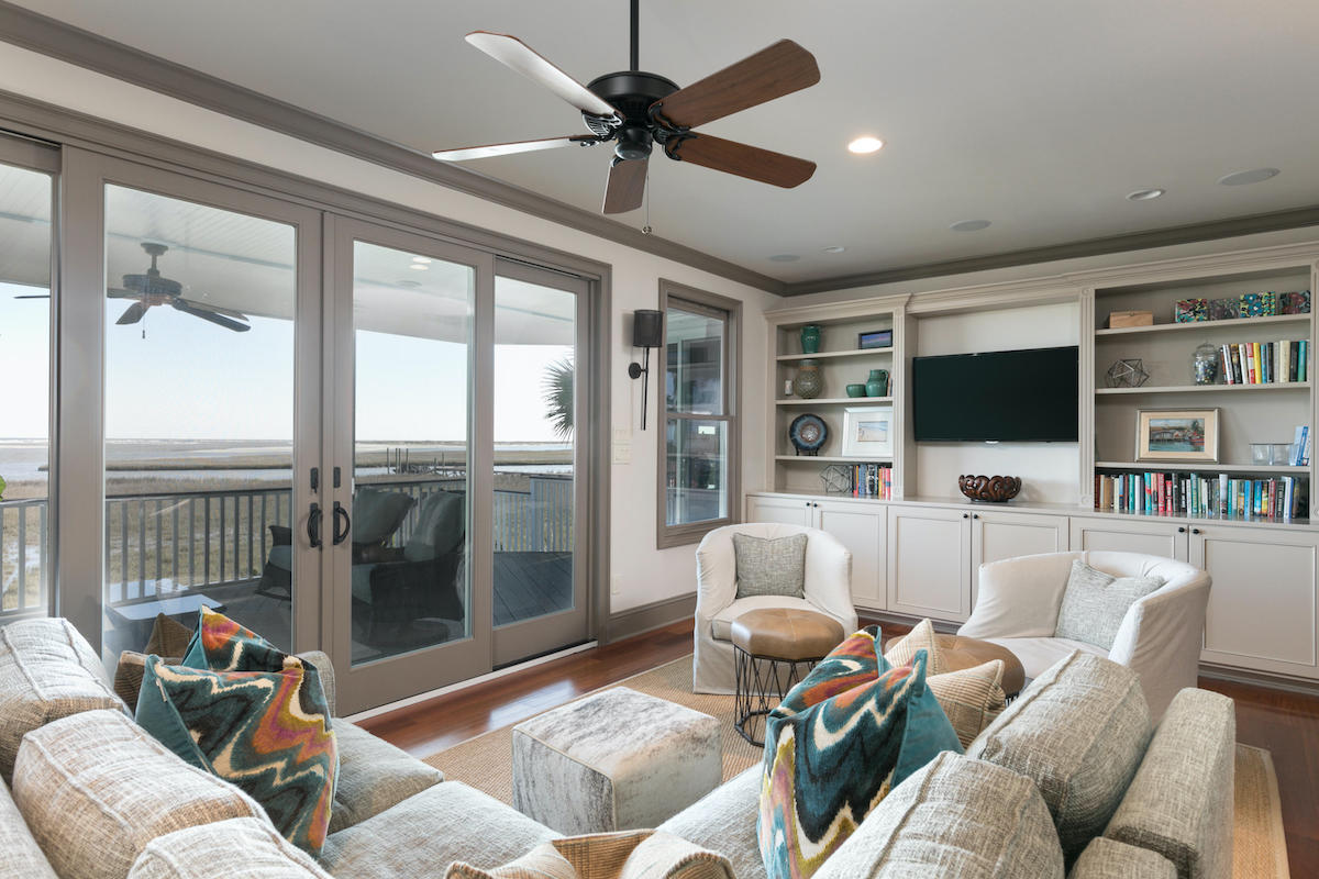 luxurious home on seabrook island sc