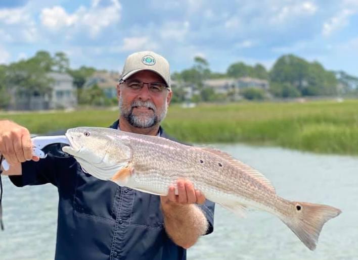 fishing captn sams inlet