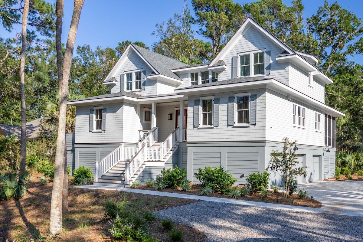 Seabrook Real Estate Custom Beach Homes