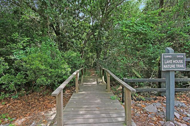 Trail at Seabrook Island