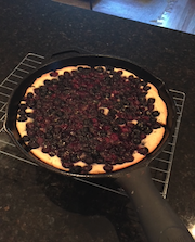 home cooking pie
