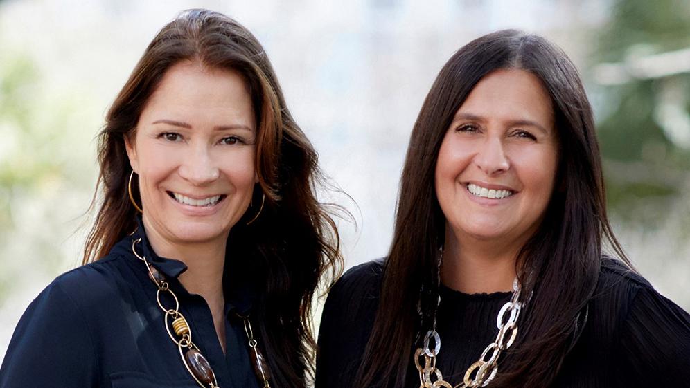 Image of the Featured Authors Joy Dellapina & Kathleen McCormack