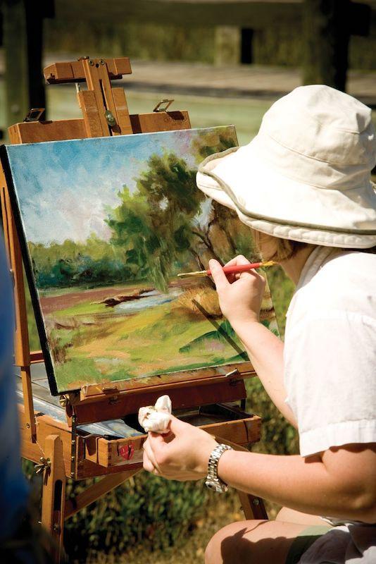 Seabrook Island artists guild